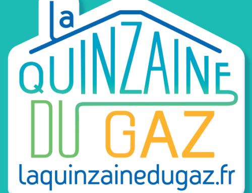 Du 17 mars au 1er avril 2018 – Quinzaine du gaz